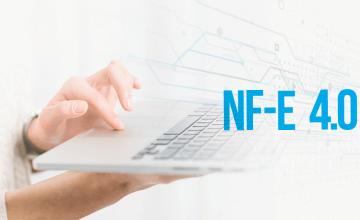 Emissor de nota fiscal eletronica NF-e 4.0 BlueFocus software erp em núvens uberaba, mg